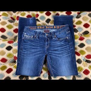 Rock Revival Jeans - Rock Revival Vivian Jeans